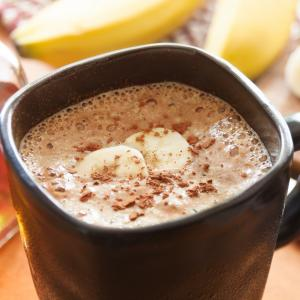 Peanut Butter Banana Cocoa Smoothie