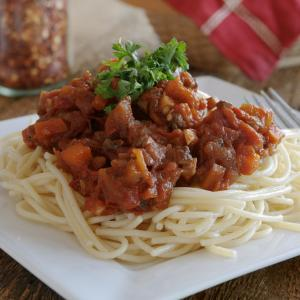 Vegetable Ragu