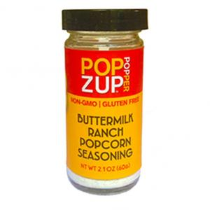 Popzup Buttermilk Ranch Popcorn Seasoning