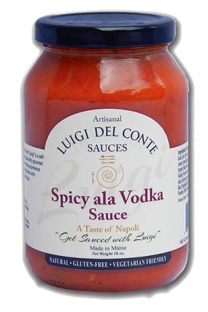 Del Conte Spicy Ala Vodka Sauce