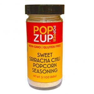 Popzup Sweet Sriracha Chili Popcorn Seasoning