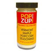 Popzup Vermont Maple Popcorn Seasoning