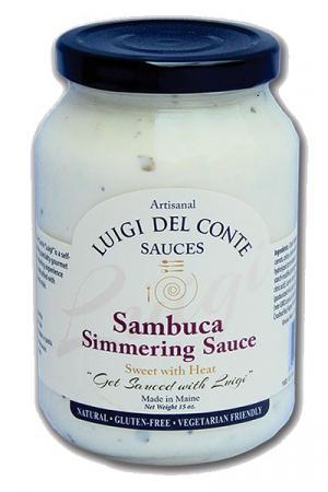 Luigi Del Conte Sambuca Simmering Sauce