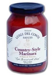 Luigi Del Conte Country-Style Marinara Sauce