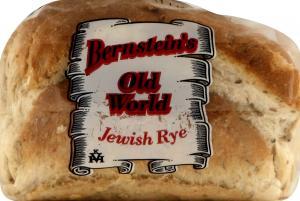 Fantini Pumpernickel Rye Bread