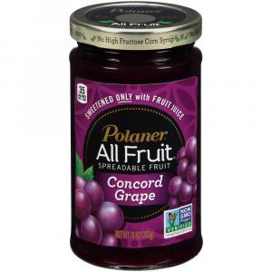Polaner All Fruit Grape Spread