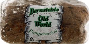 Fantini Pumpernickel Bread