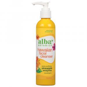 Alba Botanica Hawaiian Facial Cleanser Pineapple Enzyme