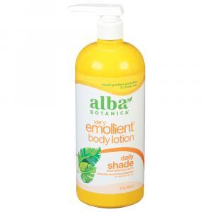 Alba Botanica Very Emollient Body Lotion Daily Shade SPF 15