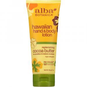 Alba Botanica Cocoa Butter Body Lotion