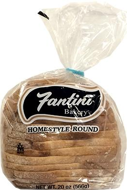 As You Like It Homestyle Round Bread