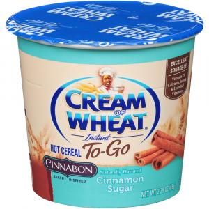 Cream Of Wheat Cinnabon