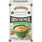 McCann's Instant Irish Oatmeal Apples & Cinnamon