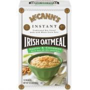 McCann's Instant Irish Oatmeal Apples & Cinnamon