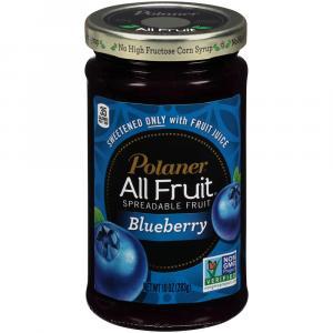 Polaner All Fruit Blueberry Spread