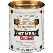 McCann's Irish Oatmeal