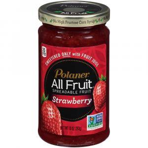 Polaner All Fruit Strawberry Spread