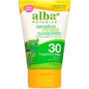 Alba Botanica Natural Sunblock Mineral Protection