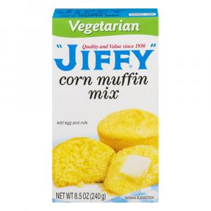 Jiffy Vegetarian Corn Muffin Mix