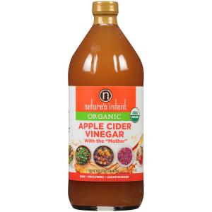 Nature's Intent Organic Apple Cider Vinegar