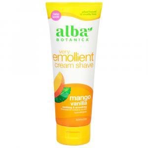 Alba Botanica Mango Vanilla Cream Shave