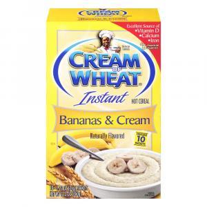 Cream Of Wheat Bananas & Cream Instant Hot Cereal