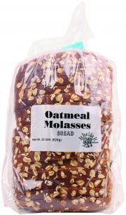 As You Like It Oatmeal Molasses Bread