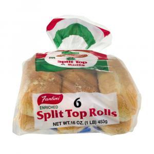 Fantini Split Top Rolls