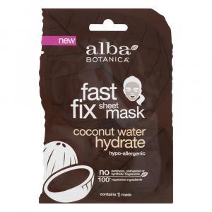 Alba Fast Fix Sheet Mask Coconut Water Hydrate