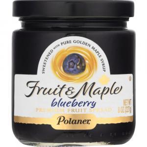 Polaner Fruit & Maple Blueberry Fruit Spread