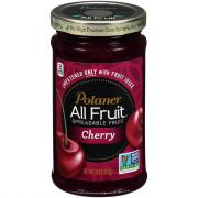 Polaner All Fruit Black Cherry Spread