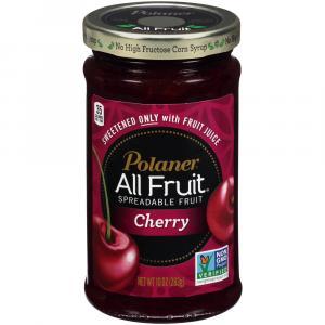 Polaner All Fruit Black Cherry Spread