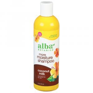 Alba Botanica Natural Hawaiian Shampoo Coconut Milk