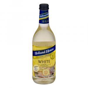 Holland House White With Lemon Cooking Wine