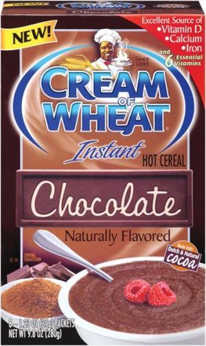 Cream Of Wheat Chocolate