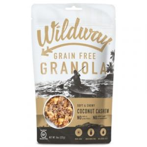 Wildway Grain Free Granola Coconut Cashew