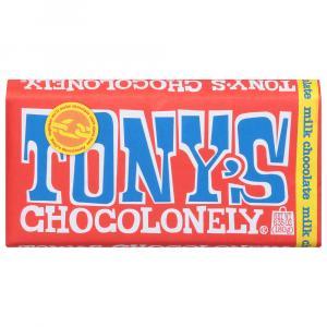 Tony's Chocolonely 32% Milk Chocolate Bar