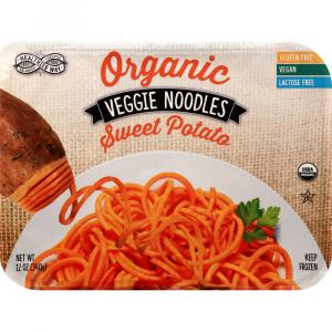 Healthier Way Organic Veggie Noodles Sweet Potato
