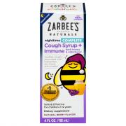 Zarbee's Naturals Nighttime Complete Cough Syrup & Immune