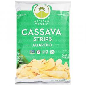 Artisan Tropic Cassava Strips Jalapeno