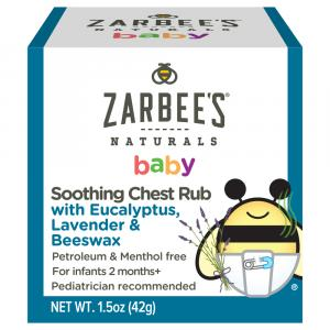 Zarbee's Baby Chest Rub