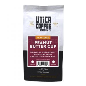 Utica Coffee Roasting Co. Ground Coffee Peanut Butter Cup