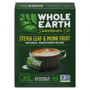 Whole Earth Nature Sweet 0 Calorie Sweetener