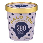 Halo Top Black Cherry Ice Cream