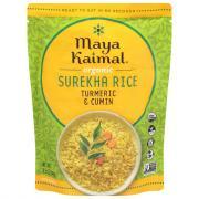 Maya Kaimal Organic Surekha Rice Turmeric + Cumin