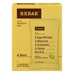 RX Bar Banana Chocolate Walnut Protein Bar