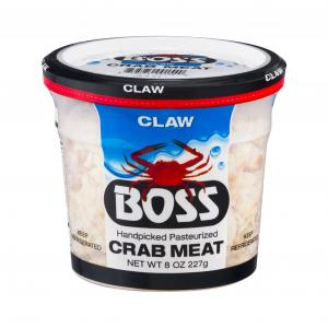 Boss Claw Crab Meat