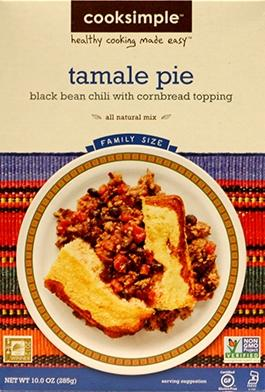Cooksimple Tamale Pie Mix