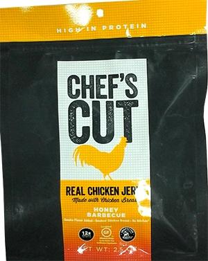 Chef's Cut Honey Barbecue Chicken Jerky