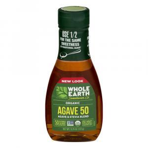Whole Earth Organic Agave 50 Blend